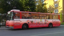 Reklama na MHD