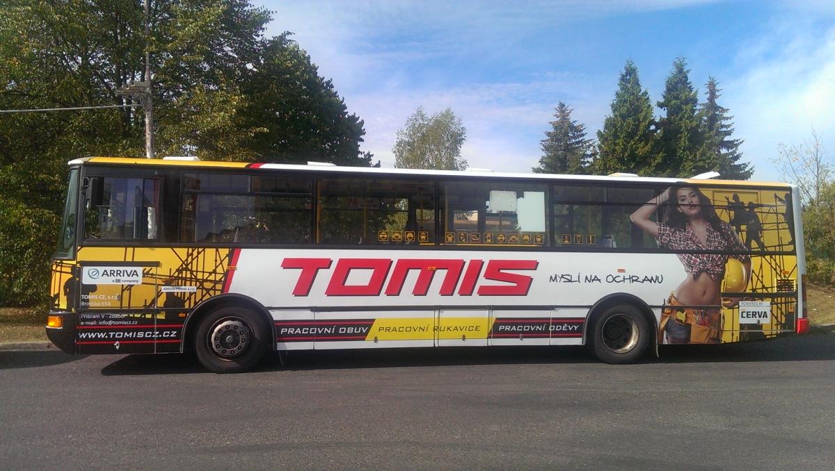 Autobus TOMIS