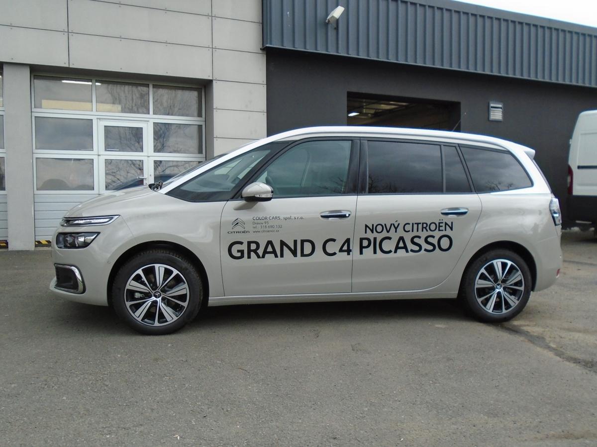 Polep vozu Citroën