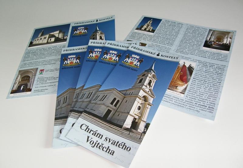 Leporelo - Příbramské kostely