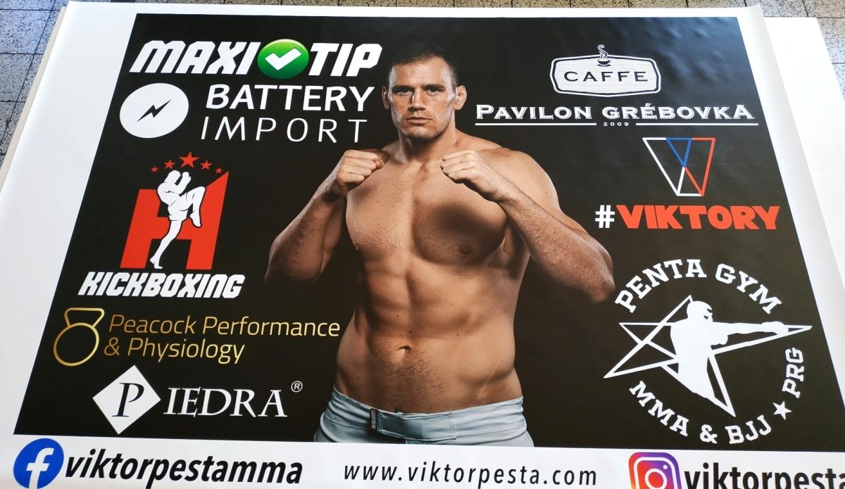 klient - Banner - plachta MMA