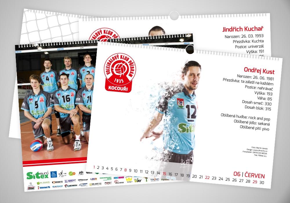 Návrh kalendáře 2014