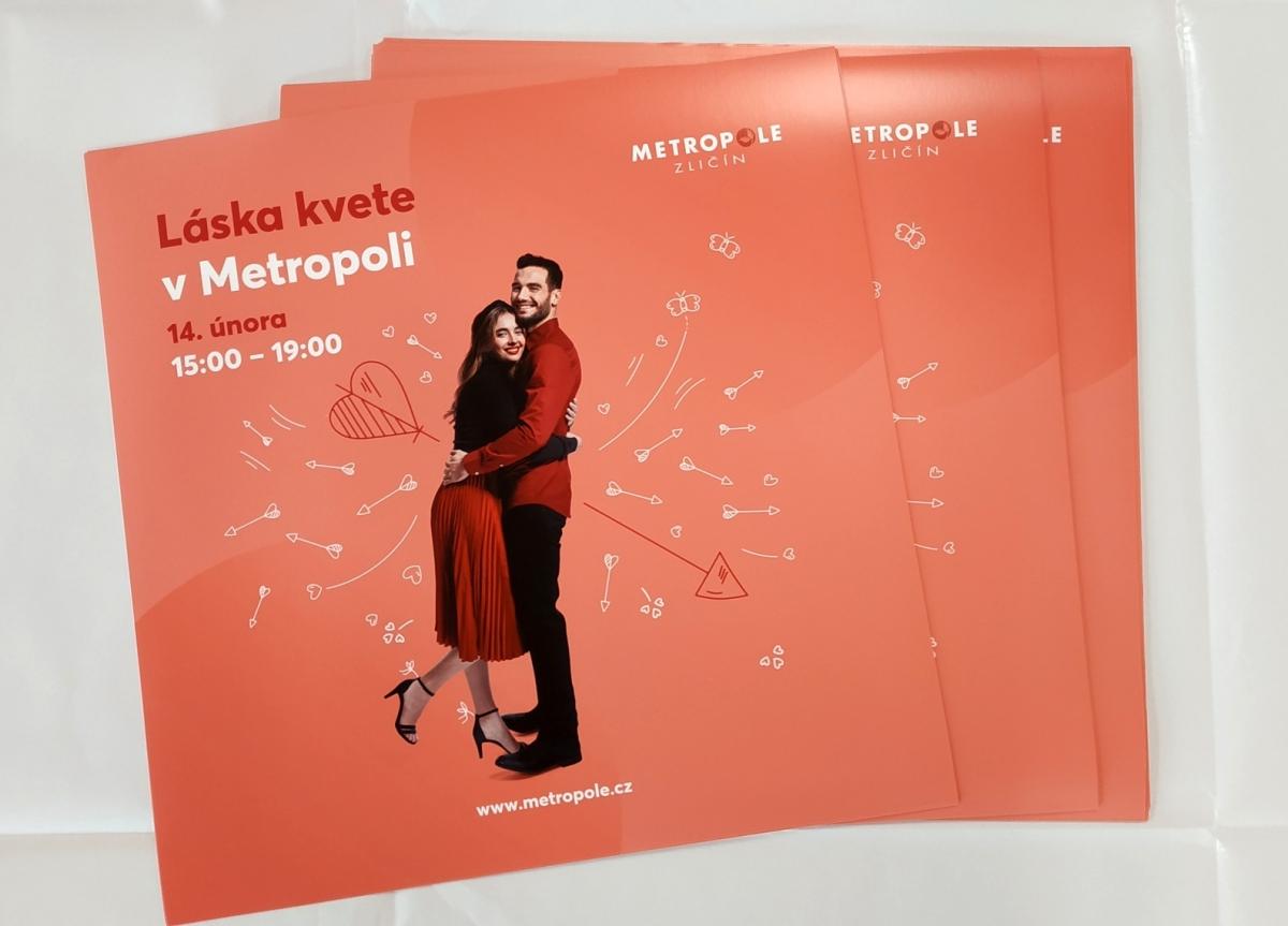 klient - Plakáty Metro Praha