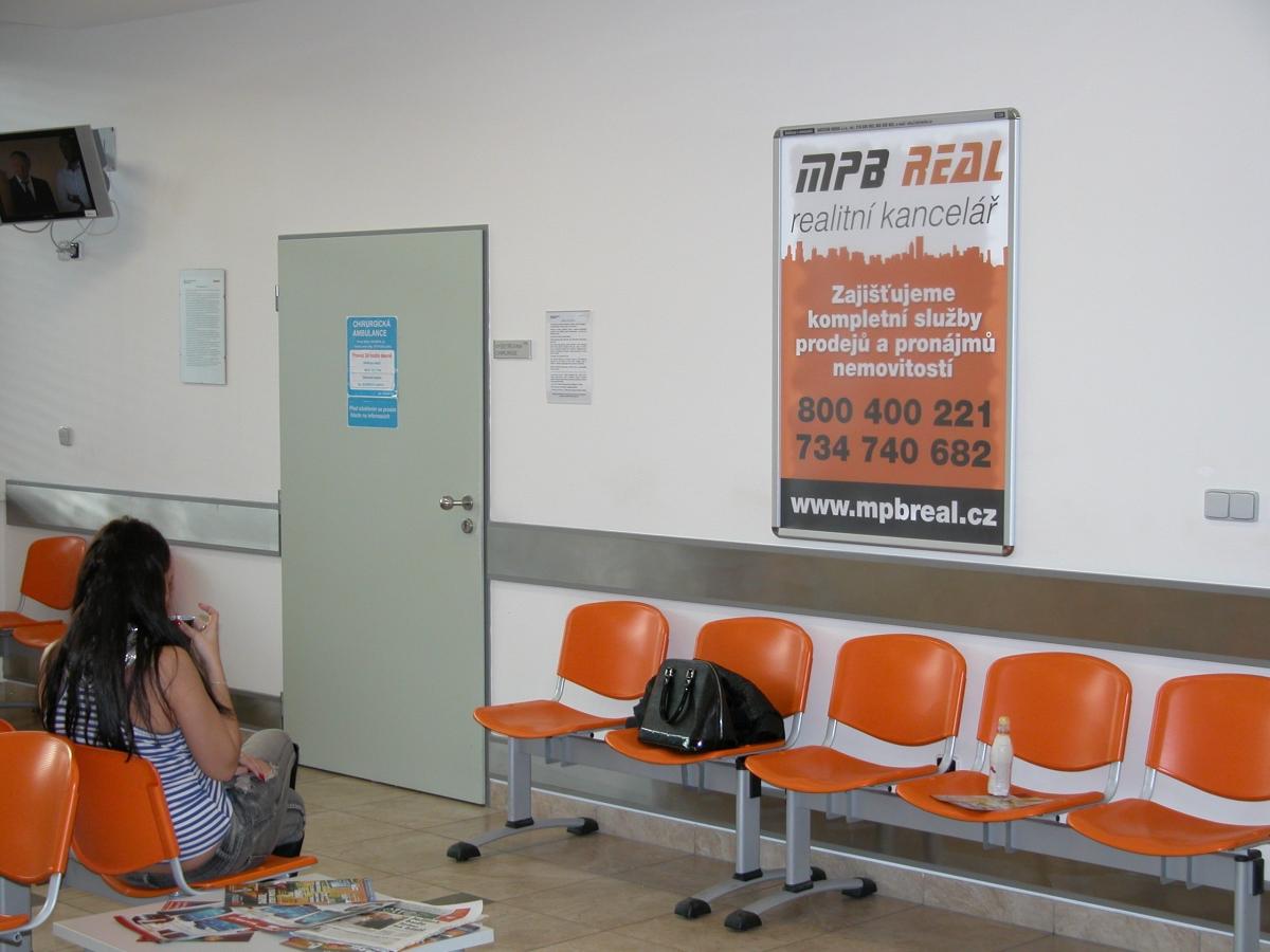 MPB real v Nemocnici