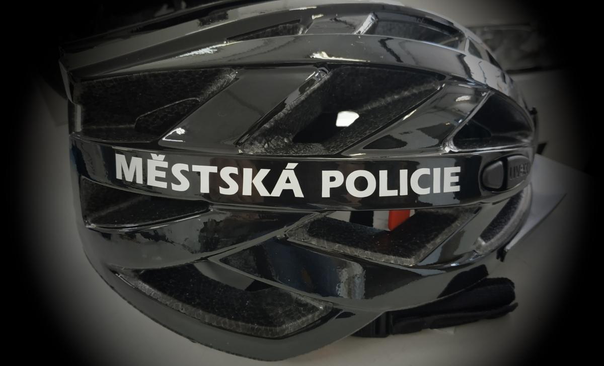 Městská policie - Cyklopřilby