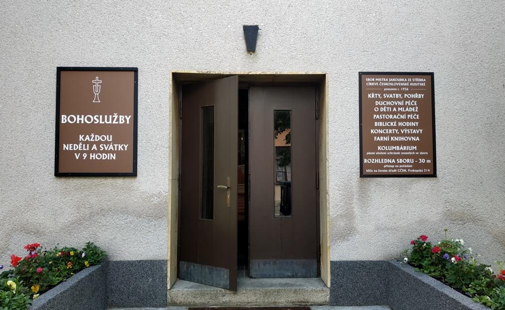 Československá Církev husitská -