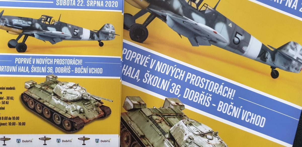 Plakáty a letáky