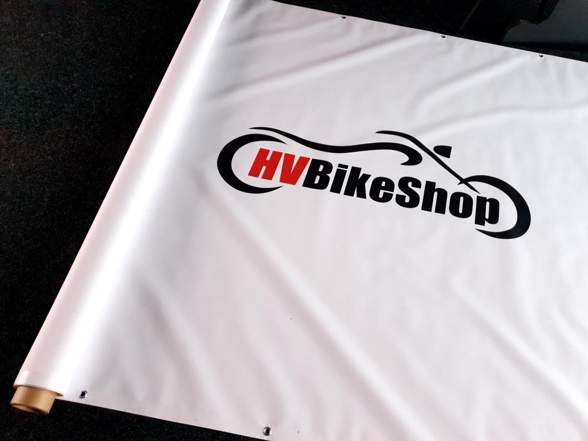 PVC banner s oky