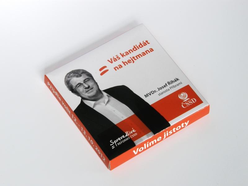 Čokolády MVDr. Josef Řihák