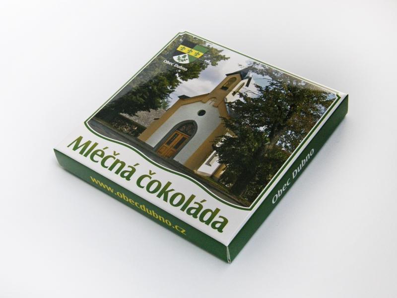 Obec Dubno - Čokolády